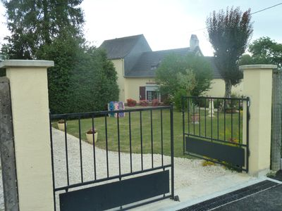 Photo for 2BR House Vacation Rental in Le Lardin-Saint-Lazare, Nouvelle-Aquitaine