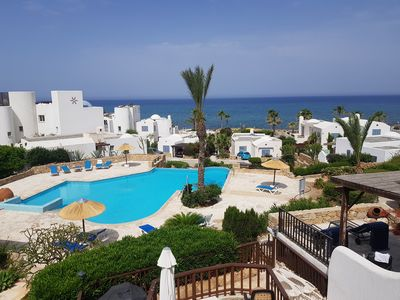 Photo for Delightful 3 Bedroom Townhouse with stunning sea views