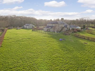 Photo for Family Friendly Barn conversion with amazing views, land and hot tub