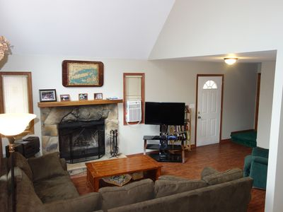 Photo for Large House - Fireplace, Game Room, WiFi