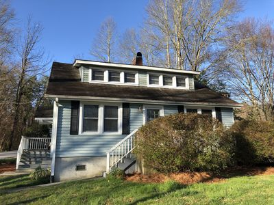 Photo for Charming Cottage Located Within Walking Distance of Downtown Brevard, NC