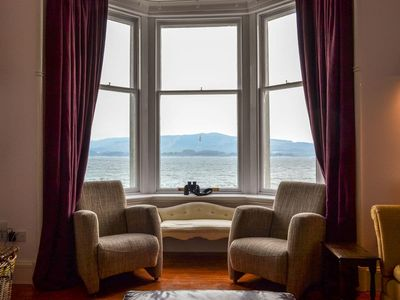 Photo for 6 bedroom accommodation in Port Bannatyne, near Rothesay, Isle of Bute