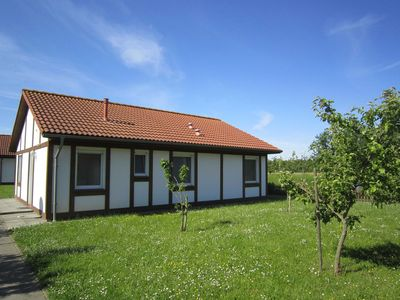 Photo for Holiday house 325 cogs 60sqm up to 6 persons with pets - Holiday home Kogge in the holiday village Altes Land