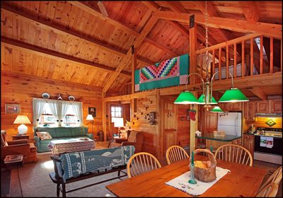 Great Room and Loft