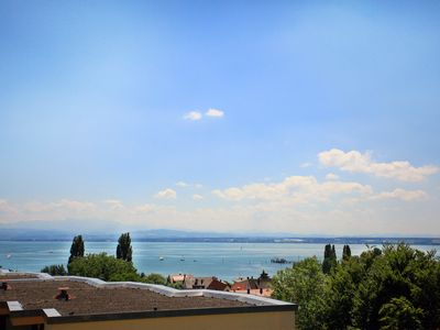 Photo for Immenstaad: Apartment with a dream view!