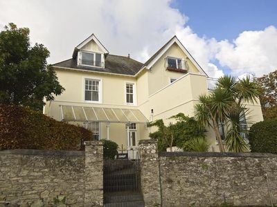 Photo for 1 HOLMLEIGH, pet friendly, with a garden in Salcombe, Ref 994857