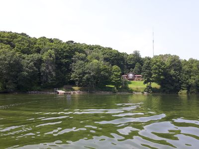Photo for Prince Edward County - Picton: 5.5 Acres Private Waterfront Home
