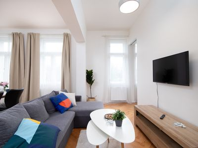 Photo for Prague Park Residence Karlin Apt 8 CZPR83