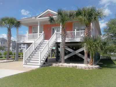 Photo for Spacious 3 BR Cottage!  Short Walk to Beach/Ocean...
