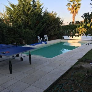 Photo for Historic home with pool in medieval village - 2 weeks in July still available