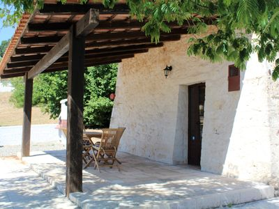 Photo for Charming Refurbished Trullo with Private Heated Pool and High Speed Internet