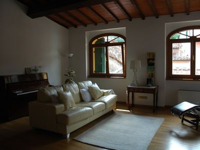 Photo for Wonderful Sunny  Attic In Tuscany