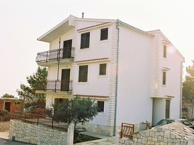 Photo for 1BR Apartment Vacation Rental in Okrug Gornji, island of Ciovo
