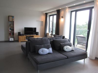 Photo for 1. Series of dune and beach, sea views, fireplace - Natural Heritage & Modern