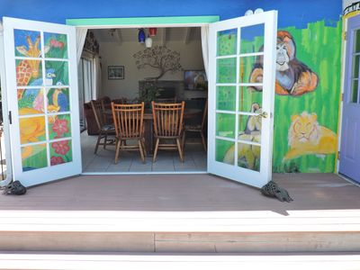Photo for A Colorful Bungalow For L.A. Adventure, Close To The Beaches & Freeway