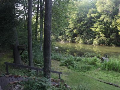 Relaxing peaceful retreat on Silver Lake channel, use of kayaks included