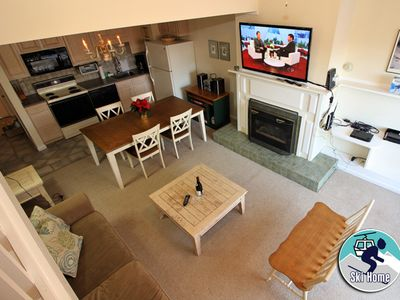 Photo for Great year round condo / in winter- shuttle to Slopes/Ski home
