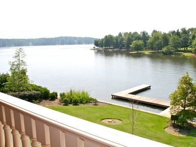 Photo for Newly Renovated Luxury Waterfront Suite / Prime Location / Golf 3rd in GA/ Wifi