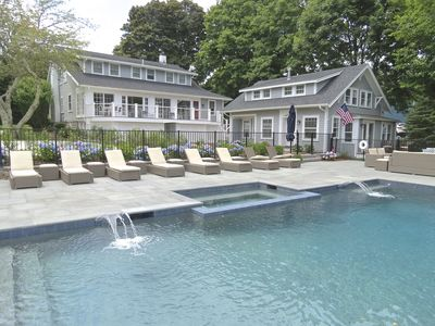 Photo for Near Orleans Center with water views and a heated Pool! 039-O; sleeps 24