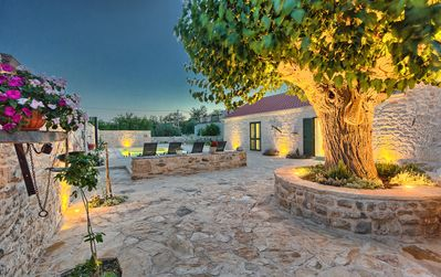 Photo for Charming holiday house Oliva with 4 Bedrooms in Dalmatia
