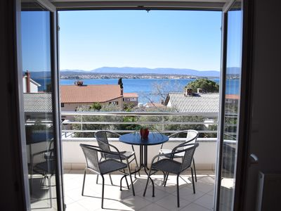 Photo for Beautiful Apartment Beauty with sea views and in a quiet area