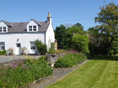 Photo for BYREMAN'S COTTAGE - cosy country cottage, three bedroom, dogs welcome