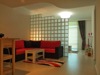Photo for 2BR Apartment Vacation Rental in istanbul, Ataşehir