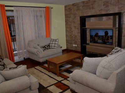 Photo for 5BR Apartment Vacation Rental in Nairobi, Nairobi County
