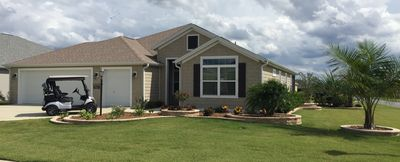 Photo for Beautiful New 1980 sq ft Home  With New Golf Cart, In The Villages, FL