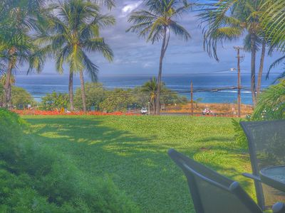 Photo for Maui Kamaole #G-107 1Bd/2Ba Gorgeous Ocean View Full AC Great Rates! Sleeps 4