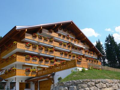 Photo for Apartment Onyx in Villars - 8 persons, 4 bedrooms