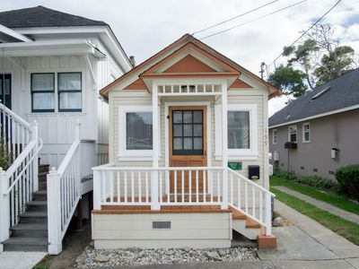 Photo for A Tiny House - Pacific Grove Bungalow - Small is Beautiful