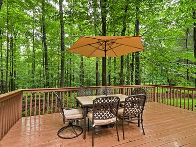 Photo for Lake Ariel Home w/Deck, BBQ & Community Amenities!
