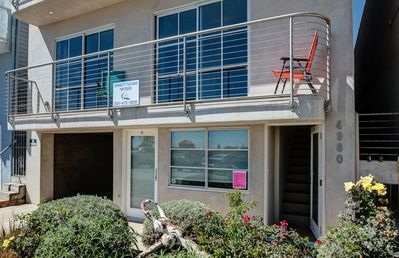 Photo for STEPS TO THE CAPITOLA BEACH WITH BEAUTIFUL FULL OCEAN VIEWS!