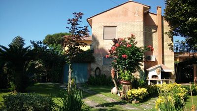 Photo for Baia Verde del Circeo - 300 meters from the sea