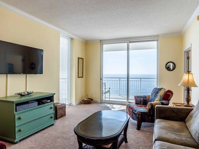 Photo for Gulf Front Condo in Perdido Key! Private Balcony with Amazing Views of the Water!