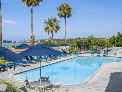 Photo for Deluxe Oceanview Studio w/ WiFi Available, Patio, BBQ Grill & Resort Pool