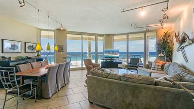 Photo for P5-0601 -3B 6th Floor Gulf Front / Great Spring & Summer Rates!