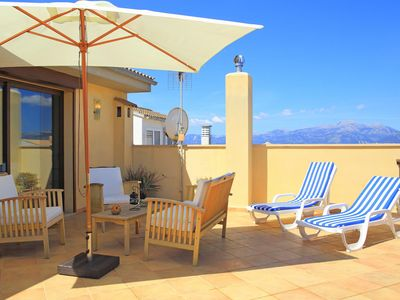 Photo for 4BR House Vacation Rental in Muro, Mallorca