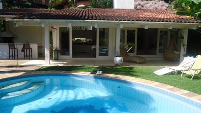 Photo for BEAUTIFUL HOUSE FOR SEASON IN JULIÃO BEACH