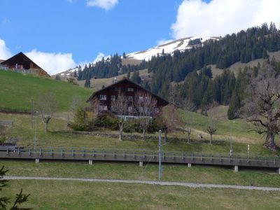 Photo for Apartment Chalet Ahorni in Saanenmöser - 6 persons, 2 bedrooms