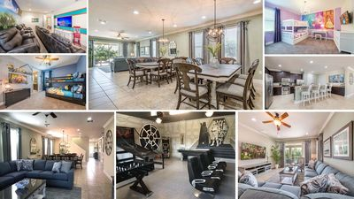 Photo for EC121 at Encore Club, Reunion,  Luxury 10Bed/10Bath Vacation Home