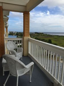 Photo for Keaton Beach Townhome With Incredible Top Floor Views And Private Boat Slip