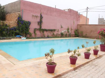 Photo for Surf & Relaxation Luxury apartment in the middle of Argan trees .....