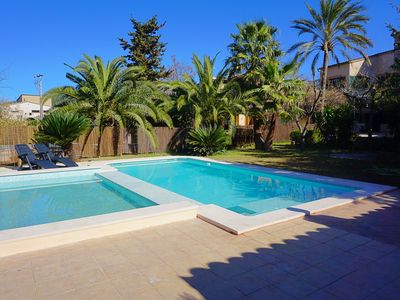 Photo for Beautiful house in Sóller with private pool and BBQ