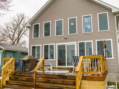 Photo for New Lakefront House On Cayuga Wine Trail