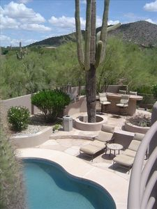 Photo for Pool Home on 1 Acre in North Scottsdale Arizona