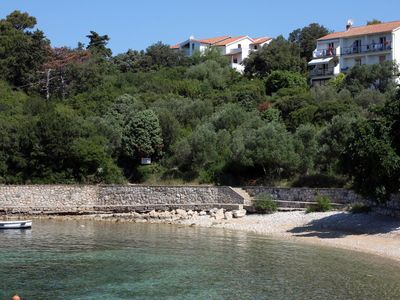 Photo for Apartment in Suha Punta (Rab), capacity 4+2