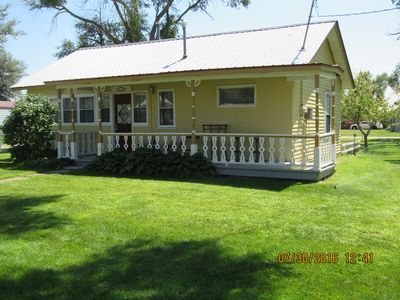Photo for 1BR Cottage Vacation Rental in Lewellen, Nebraska