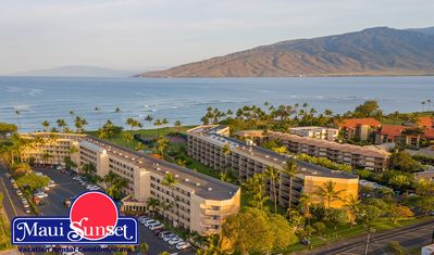 Photo for Maui oceanfront paradise, freshly renovated at Maui Sunset